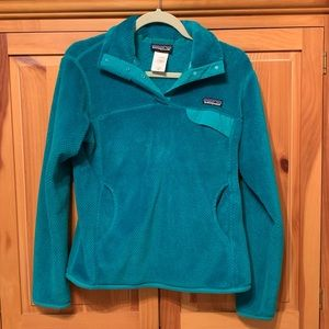 Teal Pullover